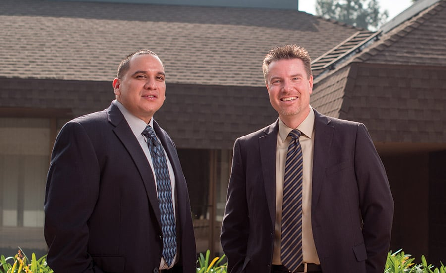 The owners of Complete Home and Security Services in Fresno, CA and Clovis, CA