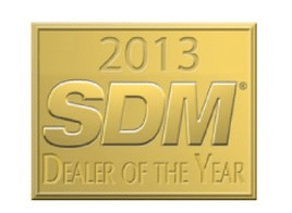 SDM Dealer of the Year Award Goes to Complete Home and Security Services in Fresno, CA and Clovis, CA
